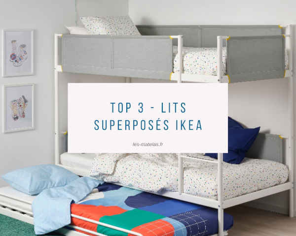 Comparatifs Meilleurs Lits Superposes Ikea Avis Et Top 3 2021