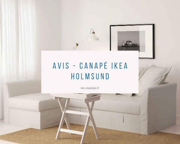 Avis - Canapé Ikea Holmsund