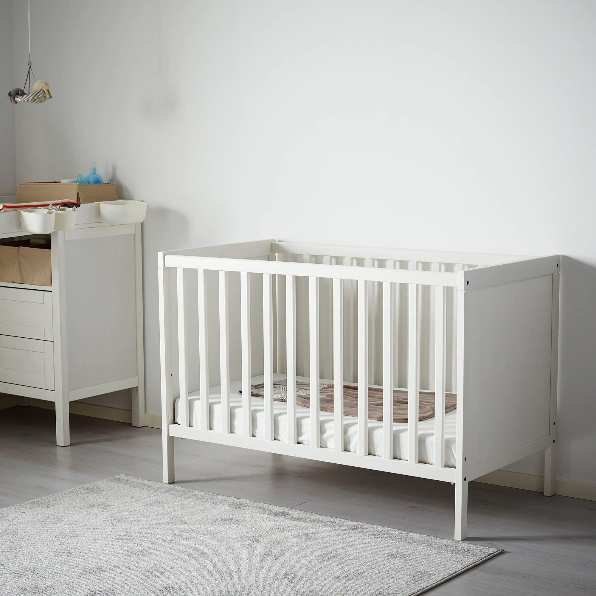 avis prix lit Ikea Sundvik pour bébé
