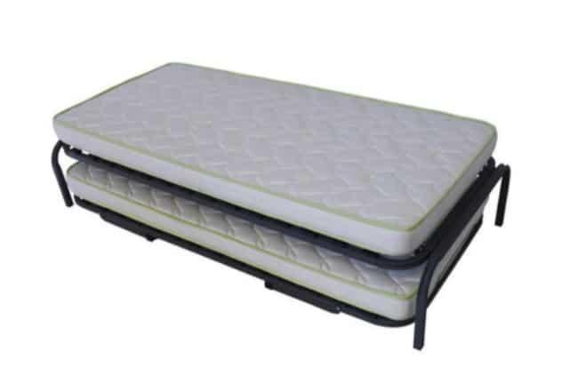 Avis comparatif meilleurs lits gigogne avec matelas et sommier Strata