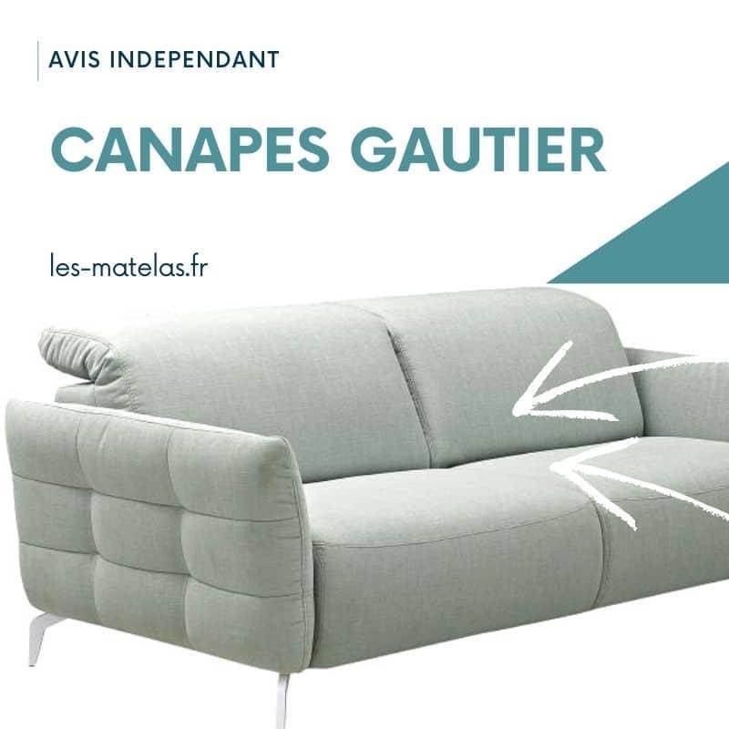 Les Canapes Gautier Avis 2020 Test Complet Confort Qualite Et Prix