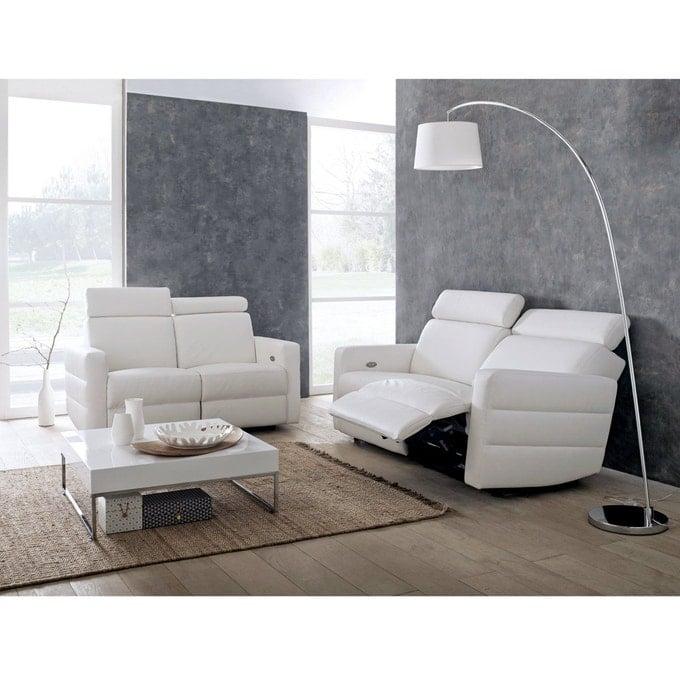 Avis prix canapés relax électriques Ikea Hyriel