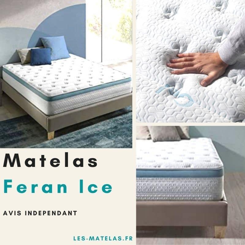 Avis prix matelas Feran Ice
