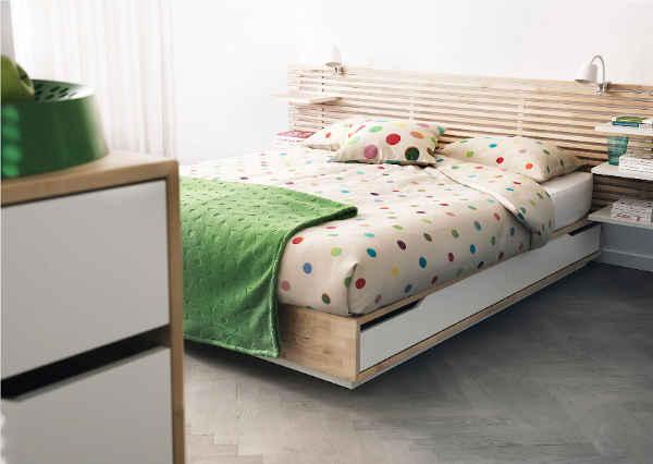 Lit Mandal Ikea