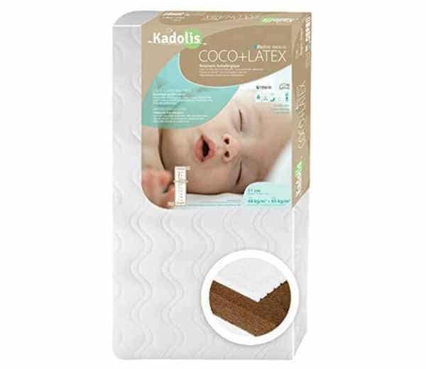 Matelas Bébé Cocolatex - Kadolis