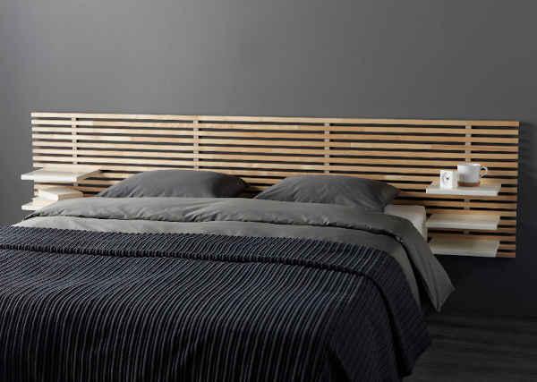 tête de lit Mandal Ikea
