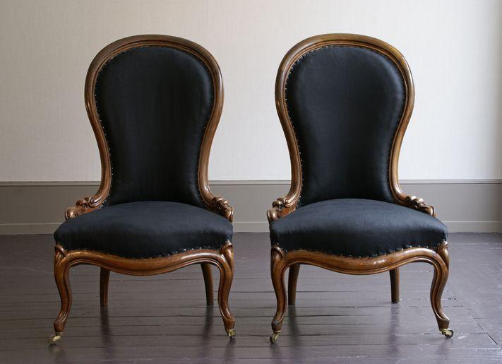 Avis déco fauteuil Louis Philippe