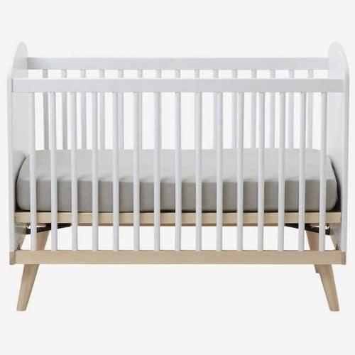 Avis lit bébé bois