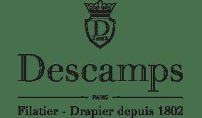 Avis prix couettes Descamps logo