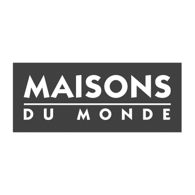 Avis prix couettes Maisons du Monde logo