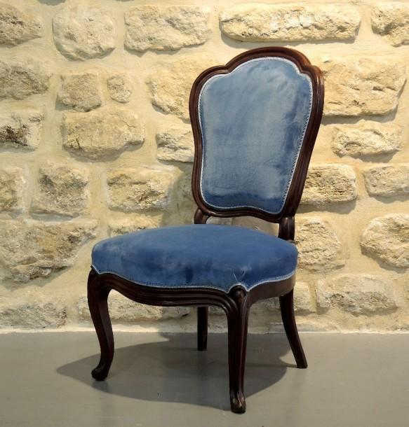 Avis prix fauteuil Louis Philippe