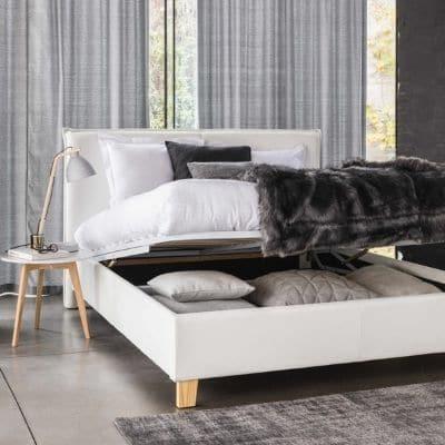 Choisir un lit coffre sur pied
