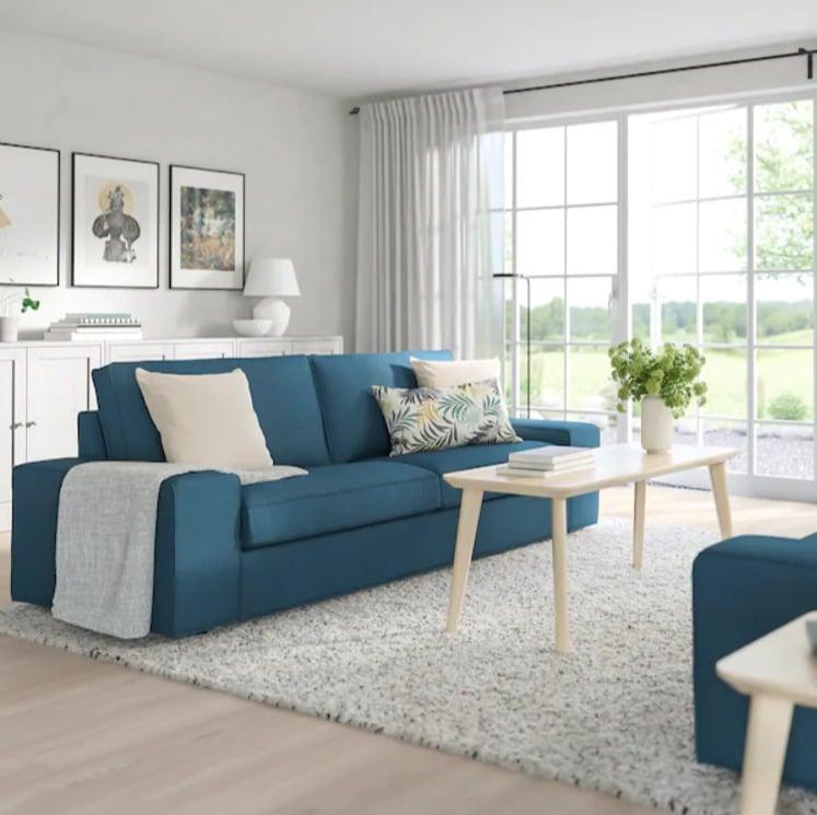 Choix collection canapés Kivik Ikea