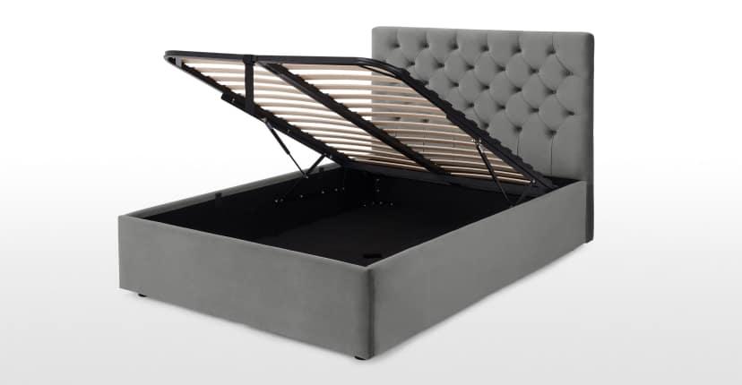 Confort lit coffre scandinave