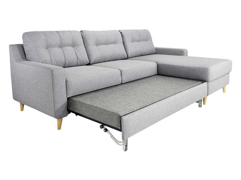 Essai canapé confortable Salvea