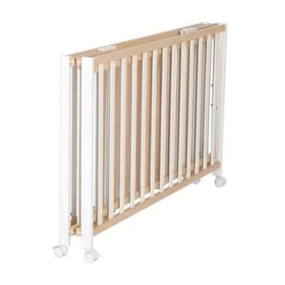 Prix lit bébé pliant en bois