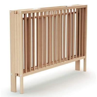 Qualité lit pliant bébé en bois