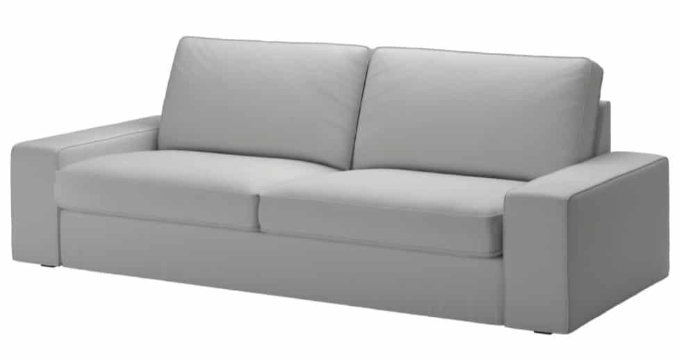 Test canapés Kivik Ikea