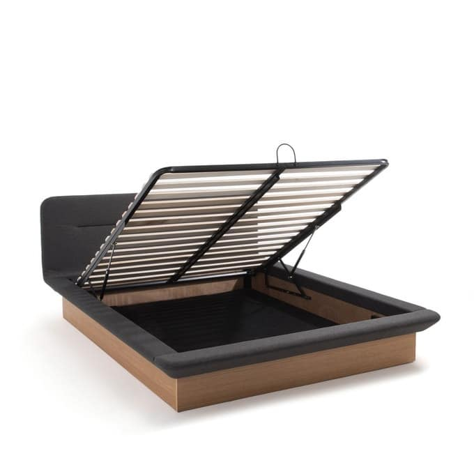 Avis cadre de lit avec rangement
