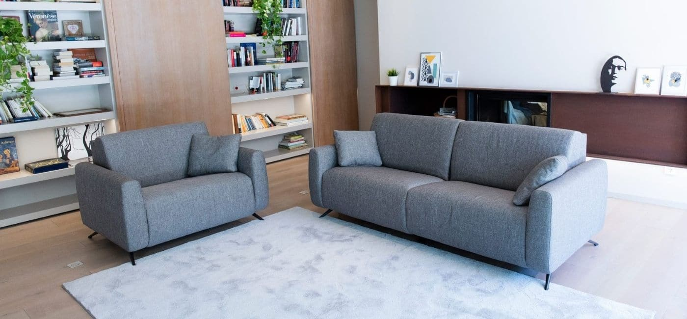 Canapé confortable Fama