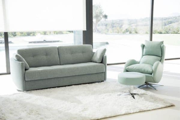 Canapé contemporain Fama