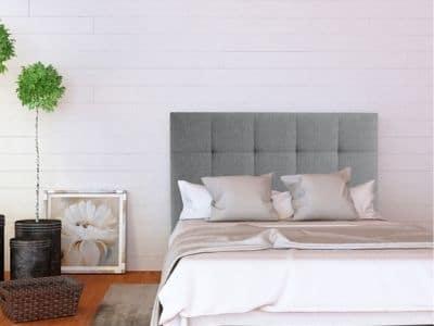 Choix tête de lit matelassée