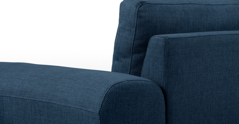 Confort canapé avec méridienne Vittorio