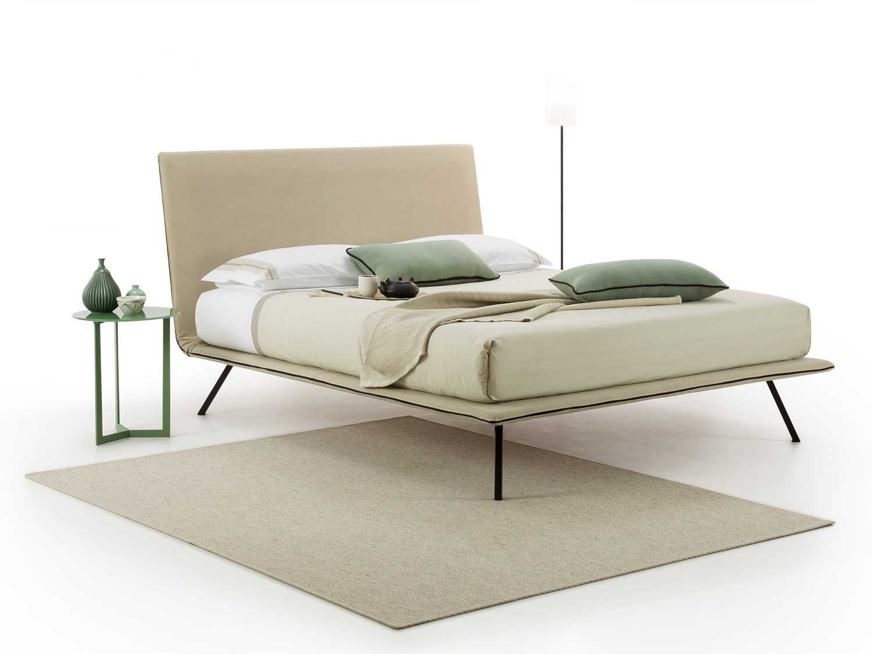 Design lit minimaliste