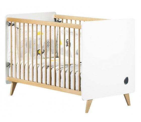 Sélection lit bébé bois massif fabrication française