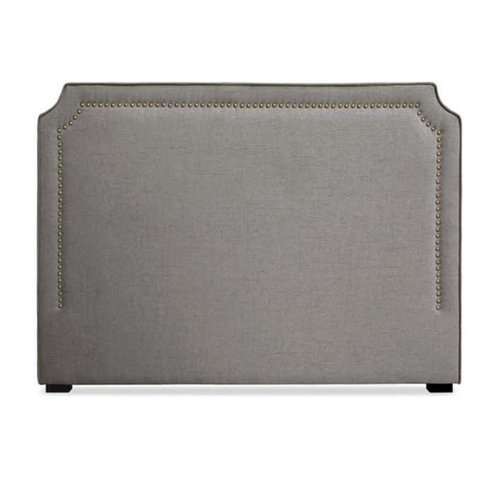 Tête de lit tissu confortable