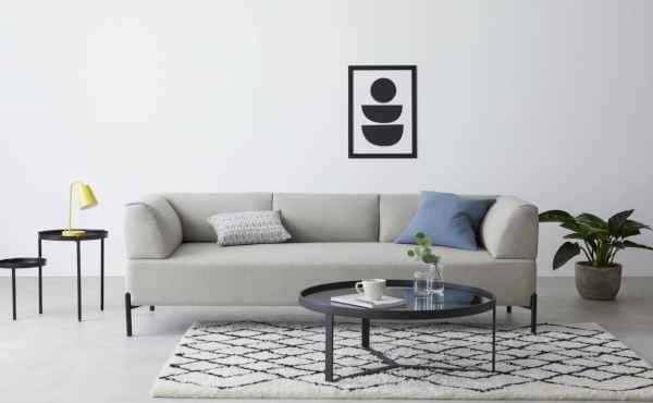 Canapé Design Contemporain Kiva