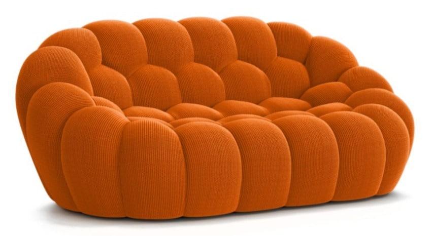 Canapé contemporain Bubble