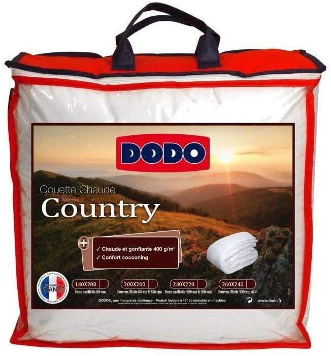 Prix couette Dodo Country