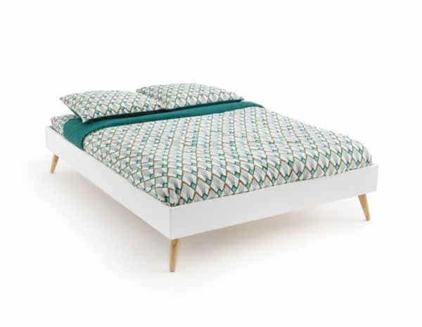 cadre de lit avec sommier JIMI