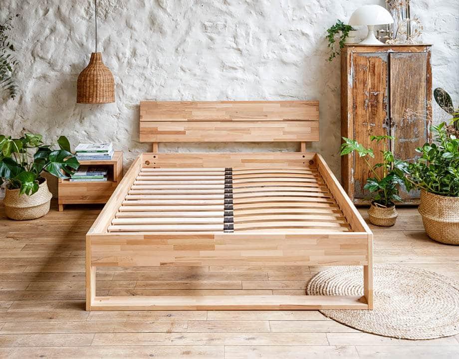 Comparatif cadre de lit haut