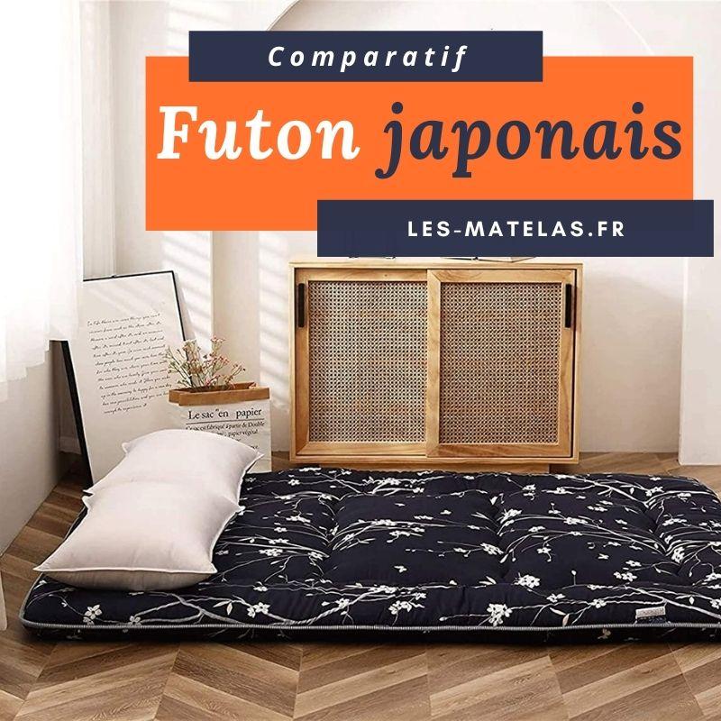 Avis futon japonais
