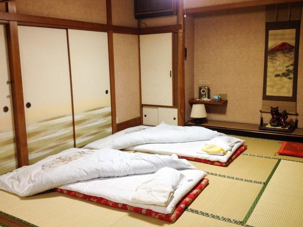 Confort couette japonaise