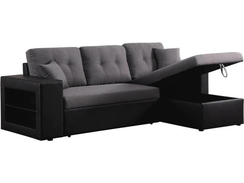 Grand canapé coffre