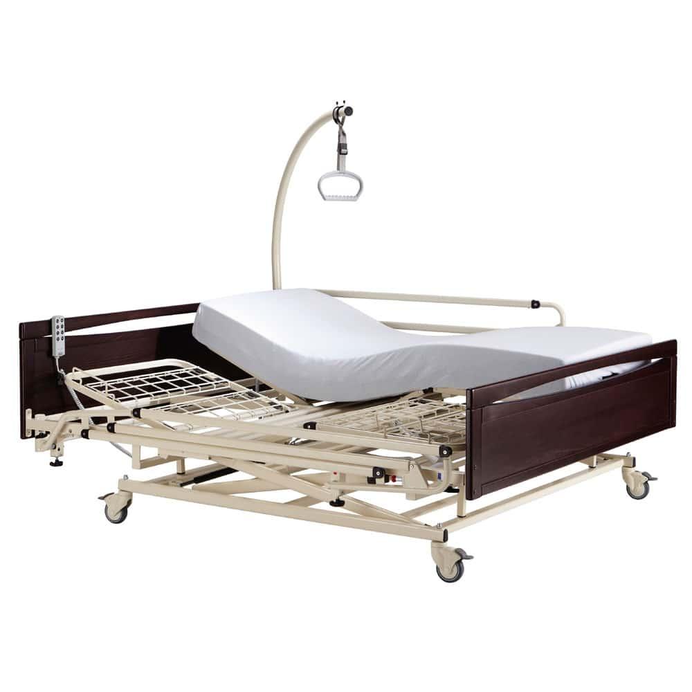 Matelas lit médicalisé confortable