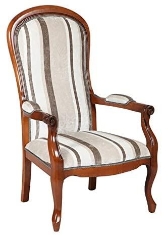 Qualité fauteuil Voltaire