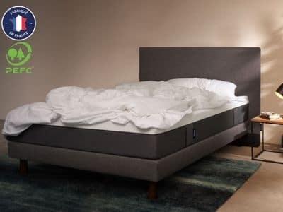 Qualité lit jumeaux hôtel